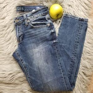 Lucky Brand Jeans - LUCKY BRAND SIZE 25 SIENNA SLIN BOYFRIEND